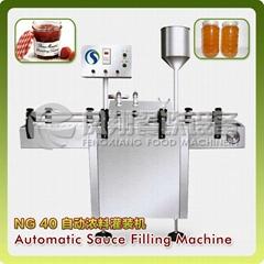 (NG-40) Automatic Sauce Filling Machine