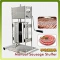 Manual Sausage Stuffer