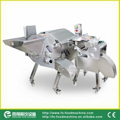 (CD-1500&CD-800) Large-scale Fruit and Vegetable Dicing Machine & Video