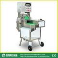 (FC-305) Pepper Slicing Machine/ Chilli Cutter/ Pepper Cutting Machine & Video 1