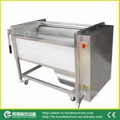 (MSTP-500) 土豆胡萝卜清洗去皮机 & 视频