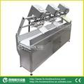 (FSDZ-3) 流水式真空 (充气) 包装机 & 视频