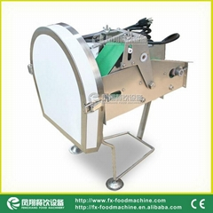 (FC-302) Spring Onion Cutter  & Video