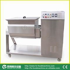 (FR-250) Double axis food Mixing Machine & Video