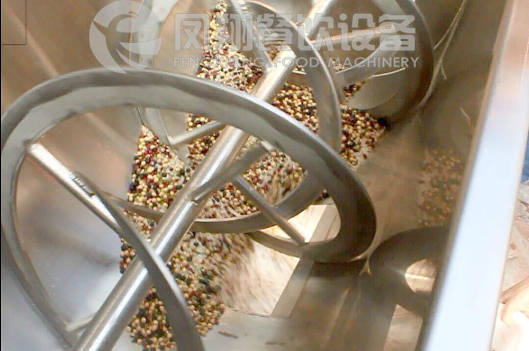 FC-606 Food powder mixer 4