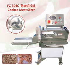 Automatic Deli Cooked Meat Slicer Slicing Cutting Machine (Hot Product - 1*)