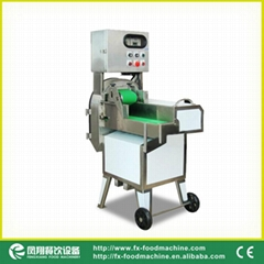 (FC-305) Double-inverter Vegetable Cutter & Video