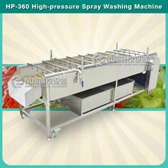(HP-360) Fruit Washing and Drying Machine