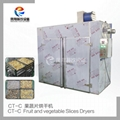 CT-C-I  Direct fired dryer