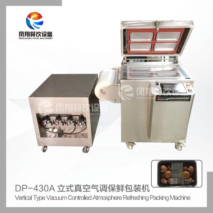 DP-430A 立式真空气调保鲜包装机 2