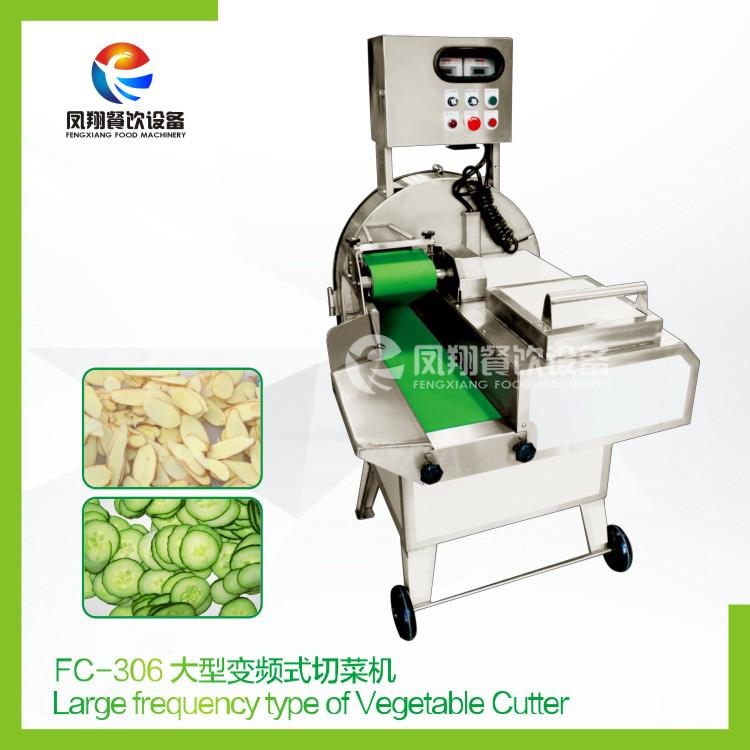 FC-306 Large vegetable cutting machine