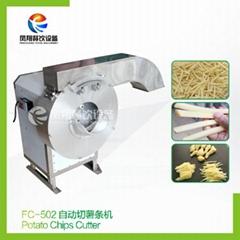 FC-502 自動切薯條機