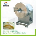 FC-582 Large potato chip machine