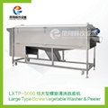 LXTP-5000 Cleaning shredder