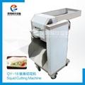 QY-18 Squid Cutting Machine