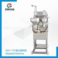 GW-110  Meatball Machine