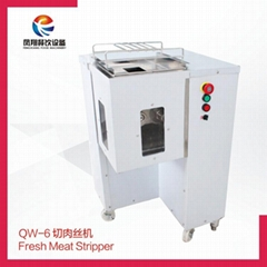 QW-6 Meat cutting machine