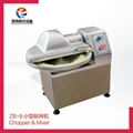 ZB-8 Desktop chopping machine 1