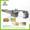 Potato production line 2