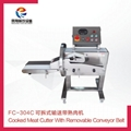 FC-304C Cooked meat cutter with