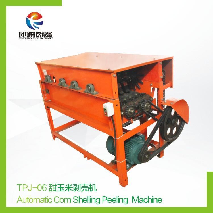 TPJ-06 甜玉米剥壳机 2