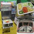 FS-600 立式自动快餐盒封口机  2