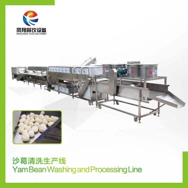 Jicamar Washing Production Line