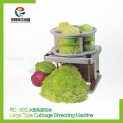 RC-80C Vegetable shredder