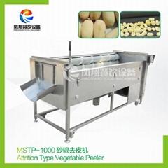 MSTP-1000 砂輥去皮機