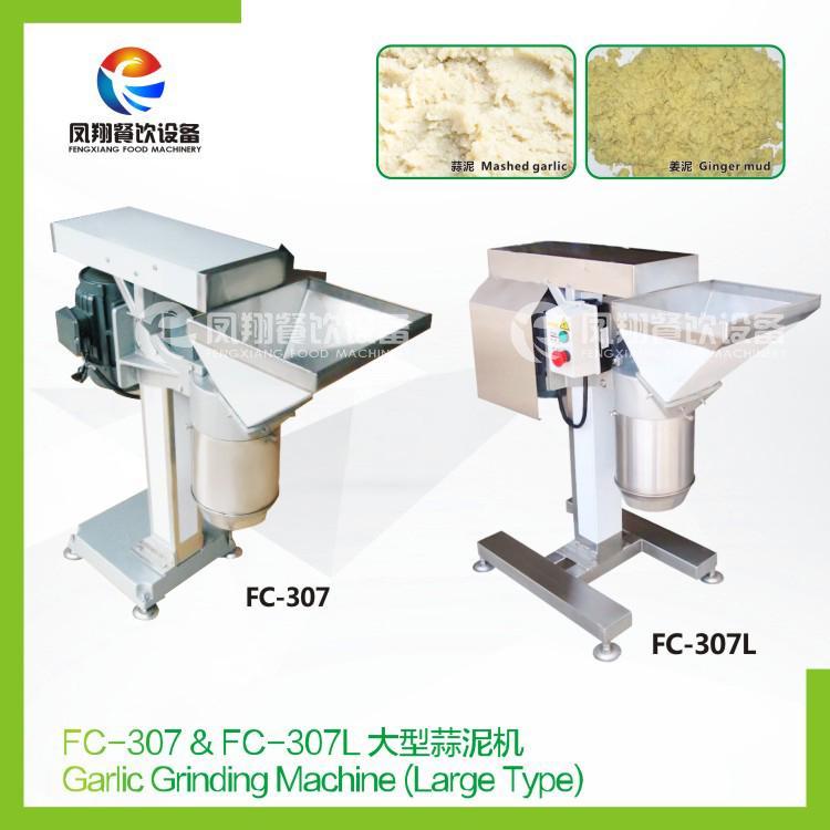 FC-307 Large - scale mashed garlic machine