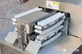 Tool for bundling sausage-double-station sausage binding machine