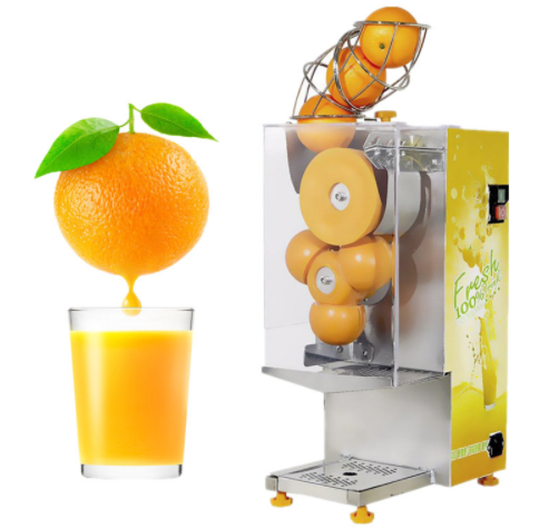 ZC-B3高效自動鮮橙搾汁機 吧台自動橙汁機   1
