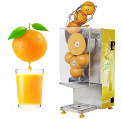 CG-B3吧台自动橙汁机    理想的榨汁机