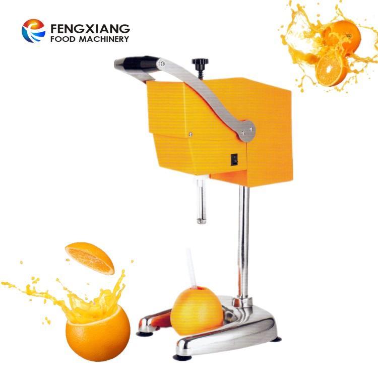 Fresh Fruit Juicer Machine Pitaya / Orange Fresh Fruit Juicer 1