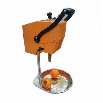 Fresh Fruit Juicer Machine Pitaya / Orange Fresh Fruit Juicer 2