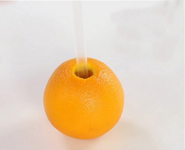 Fresh Fruit Juicer Machine Pitaya / Orange Fresh Fruit Juicer 3