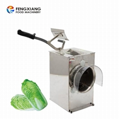 Vegetable cutting Machine small roller type