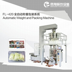 FL-420 Automatic weight and packing machine