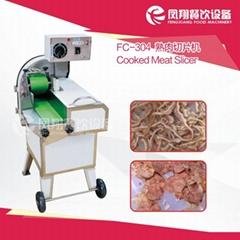 FC-304 雙變頻熟肉切片機