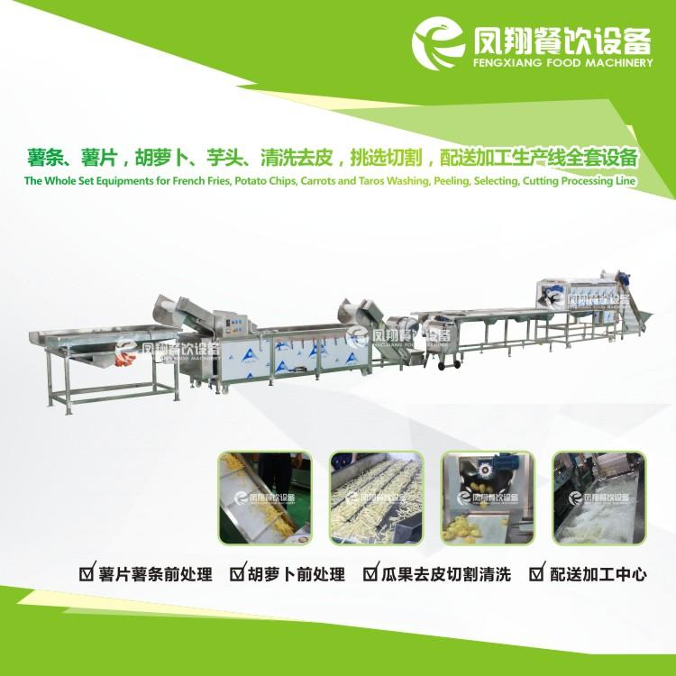 Production line complete equipment