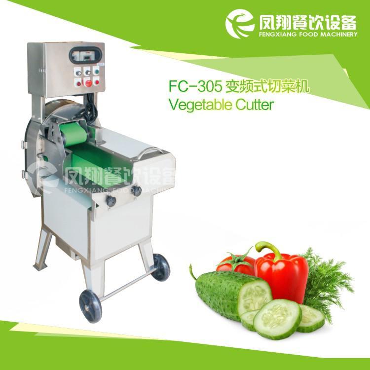 FC-305 变频式切菜机 1