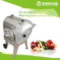 FC-312 Corm vegetable cutting machine