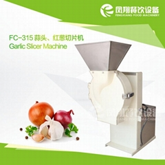 FC-315 Garlic scallion slicer