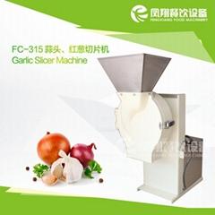 FC-315 Garlic scallion slicer