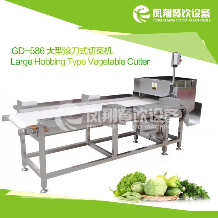 GD-586 Hob cutting machine 1