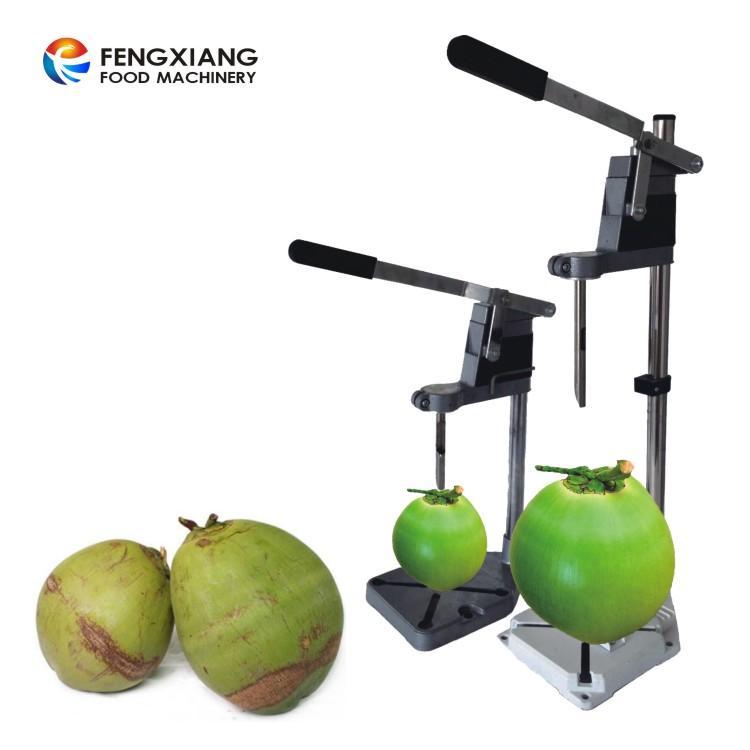 Fengxiang manual coconut open hole machine