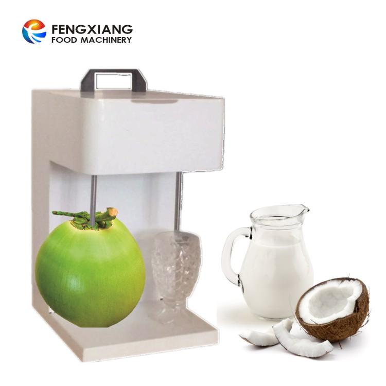 Coconut filling machine