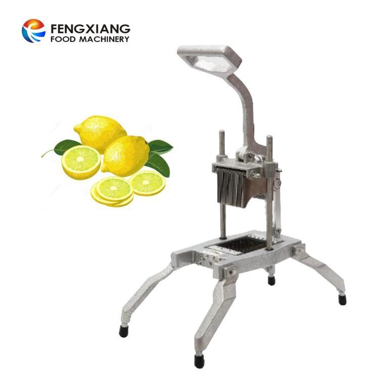 小型手動專業檸檬切片機 1