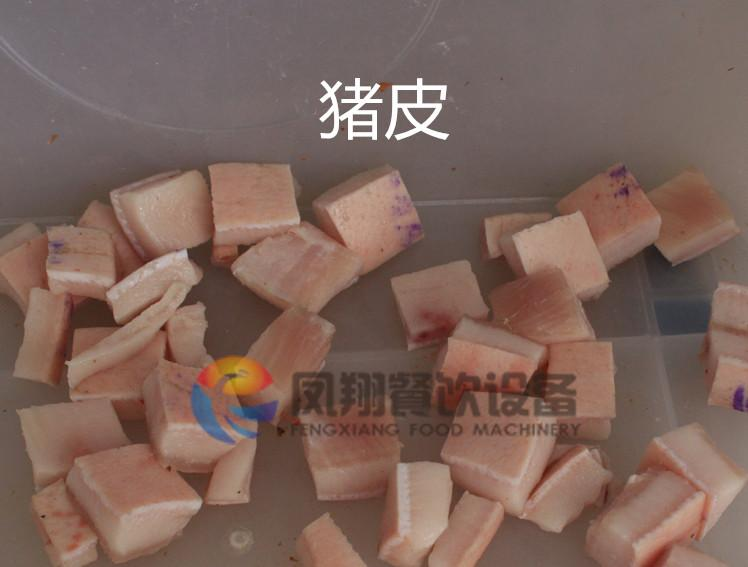 FC-300 Poultry cutter dicer 5