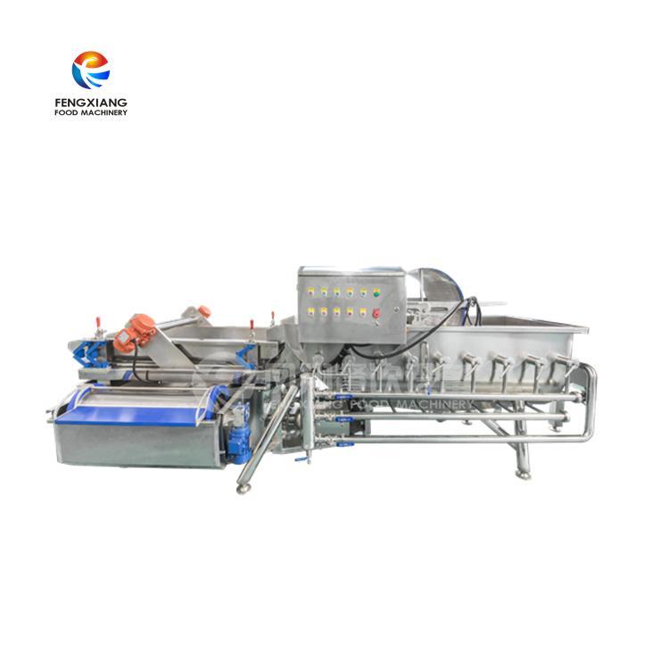 雙渦流多效果蔬清洗生產線 3